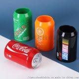廠家直銷硅膠可樂套 易拉罐保護套 啤酒瓶套