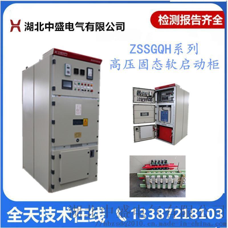 10KV風機固態軟啓動控制櫃  高壓晶閘管軟起動櫃