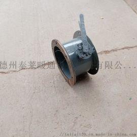 插板阀CBF-500轻型风管蝶阀