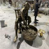 上海玻璃鋼園林雕塑 戶外景觀人物雕塑工程