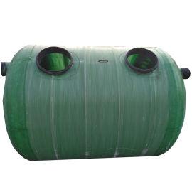 玻璃钢化粪江西赣州厂家直营特大化粪池支持定制