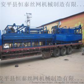 专业生产电焊网荷兰网浸塑设备生产线厂家
