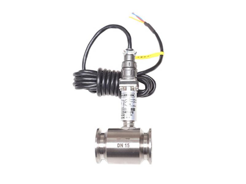 定量型液體渦輪感測器