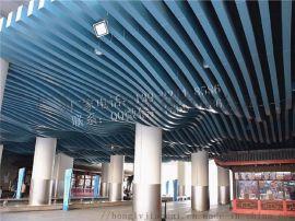 天花吊顶装饰铝方通材料规格