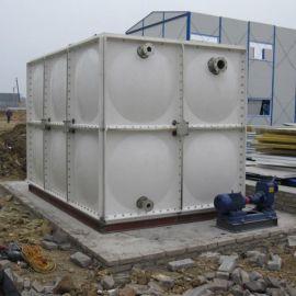 不锈钢304水箱消防玻璃钢水箱