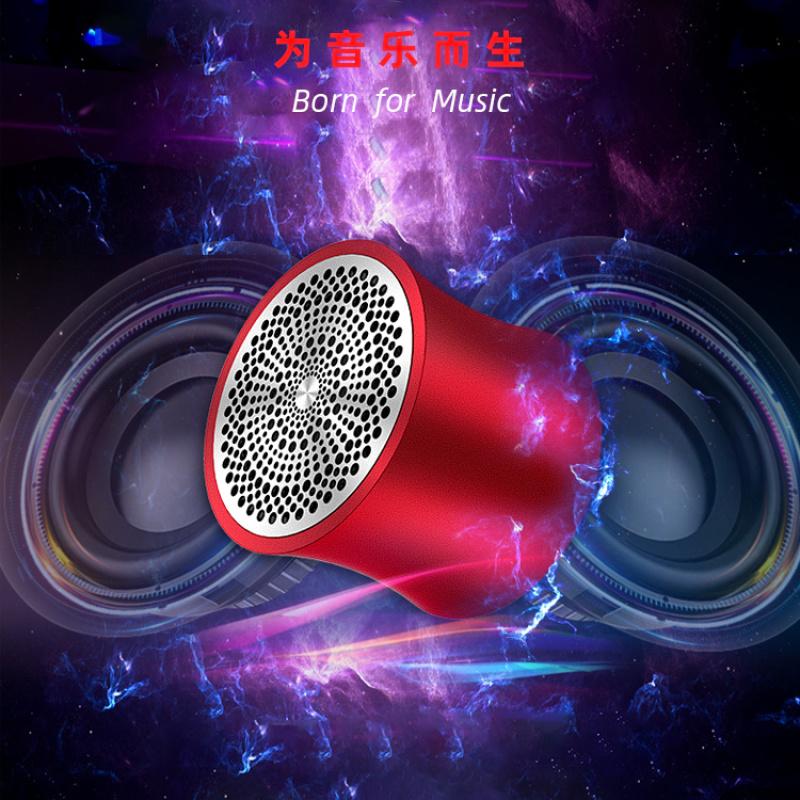 廠家直銷便攜無線藍牙音響高音質迷你小音響低音炮