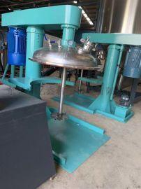 11kw高速分散机 涂料液体搅拌机