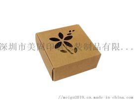 深圳印刷厂定做牛皮纸卡盒袜子盒日用品包装