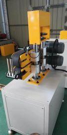 厂家生产十字拼接管牵引机@塑料pp十字管牵引机