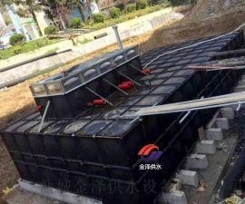 河南新乡地埋式箱泵一体化消防管道泵