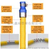 家用灶具管煤气管 鑫琦煤气金属软管液化气管