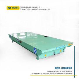 车间大型设备搬运定制各种吨位轨道电动平车