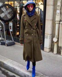 时尚大版棉麻女装批发 广州欧时力女装批发