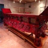 供桌定做厂家,东阳香樟木木雕供桌生产厂家