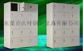 广州市员工铁柜厂家(18门员工铁柜)宿舍员工铁皮柜