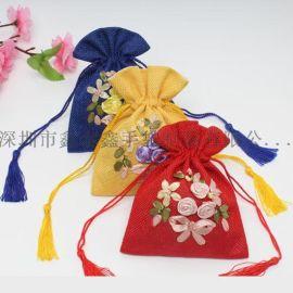 廠家生產定制珠寶首飾袋