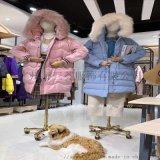 朗斯莉品牌尾貨女裝折扣店折扣貨源時尚女裝貨源