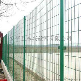 东兴草原双边护栏网-圈地围栏网