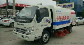 福田扫路车3吨扫路车小型扫路车