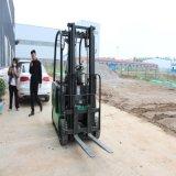 新型電動叉車 小型全電動堆高車 1噸2噸裝卸搬運車