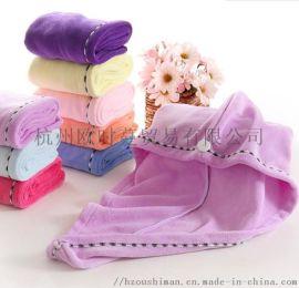 超细纤维纳米巾厂家直销干发巾广告毛巾吸水性强