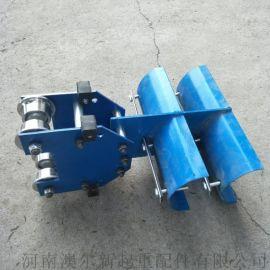 CH型起重电缆滑车  行车拖线滑车  双层电缆滑车