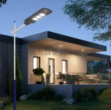 太陽能led路燈 一體化人體感應燈