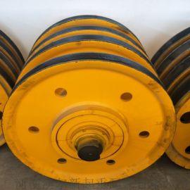 10T轧制起重滑轮组  起重吊钩滑轮  承重滑轮