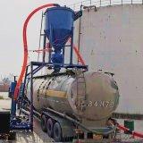 气力输送机 粉煤灰装罐车负压式吸料设备 抽灰机