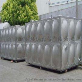 玻璃钢消防镀锌搪瓷地埋不锈钢水箱保温水箱