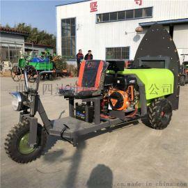 果园风送式弥雾机 汽油动力喷雾机 柴油风送式打药机