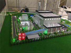 湖北孝昌光大生活垃圾焚烧发电项目模型
