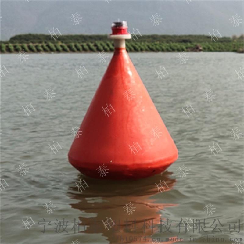 浮標浮漂滾塑工藝是將塑料加入模具中加熱成型