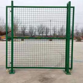仓库隔离栅防护网/停车场隔离栏