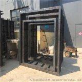 方形水泥井體模具-方形檢查井鋼模具-大進模具製造
