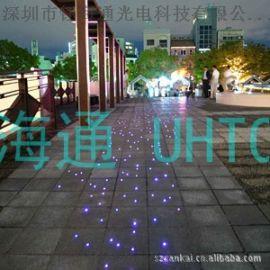 打点节日炫酷灯饰 闪烁照明发光线 呼吸闪耀发散线