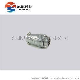 重强接插件P20F-2K至14K圆形连接器