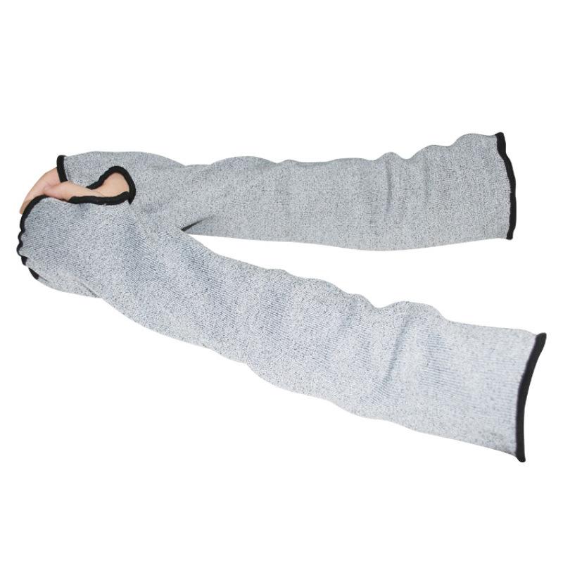 5級防切割灰色手套袖