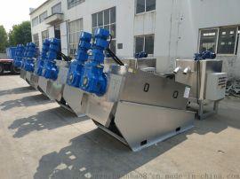 吉林屠宰污水处理叠螺式污泥脱水机