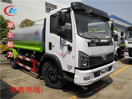 国六东风5吨洒水车价格 江西鹰潭市哪里卖