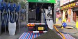 干湿分离化粪池清理车 污水净化处理车