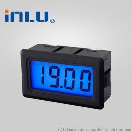 供应IN2000-PB三位半液晶显示电压表电流表