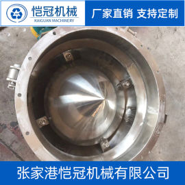 震动下料器 小型不锈钢振動篩 圆形震动下料器
