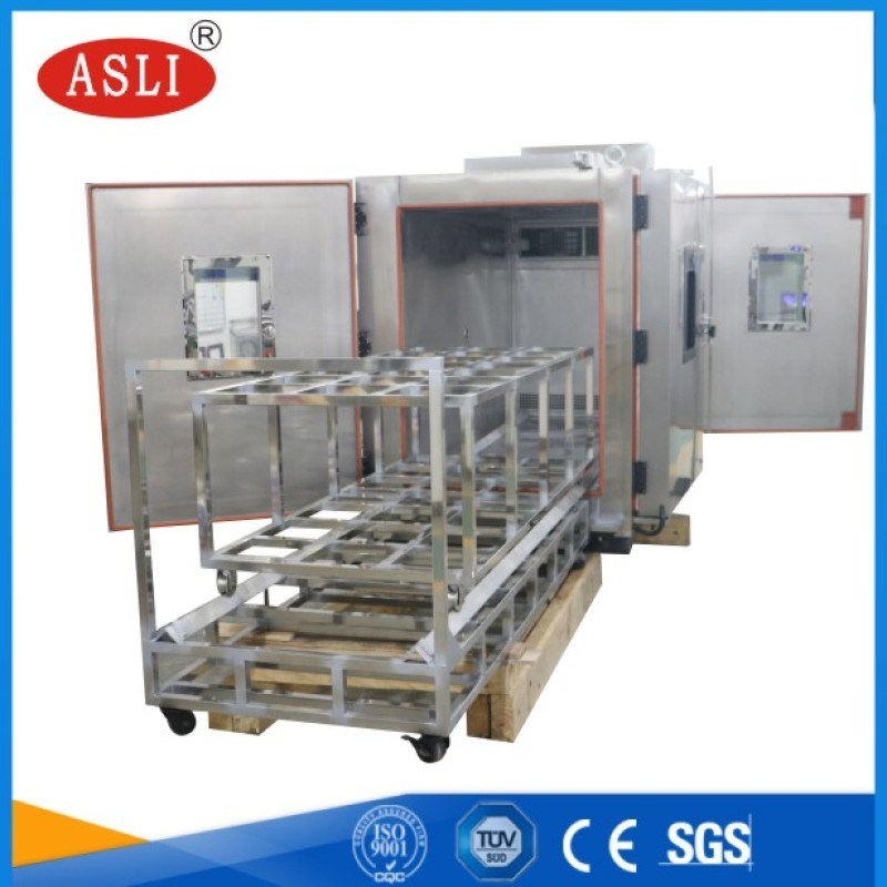 北京步入式恆溫恆溼試驗室 觸摸屏恆溫恆溼試驗箱