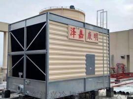 供应方形横流工业型冷却塔,适用于行业循环水系统