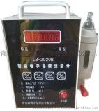 青岛路博LB-2020B智能电子皂膜流量计
