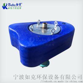 如克输出效率高喷泉曝气一体化装置