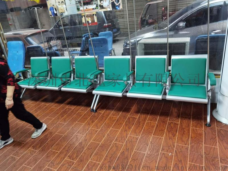 深圳SY011醫院三連坐輸液椅