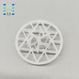 批发塑料聚丙烯PPΦ95mm 塑料PP雪花环填料