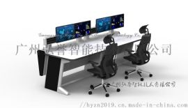 **局指挥中心专业办公家具-控制台-操作台-接警台-坐席台-研判台